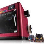 XYZプリンティングがフルカラー3Dプリンタ「ダヴィンチ Color 」の国内予約販売を開始