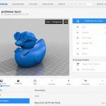 Thingiverseからダウンロードした無料3Dデータ(STLデータ)をFusion360でスカルプト修正するには